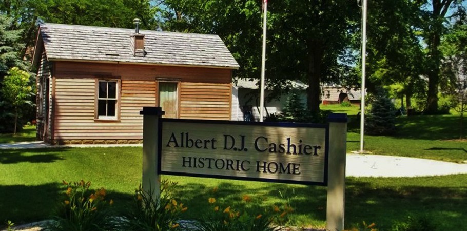 Cashier Historic Home – Civil War Attraction in Saunemin, IL