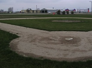 Saunemin School District #438 Baseball Field
